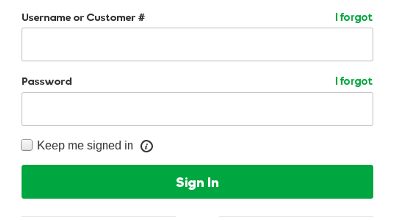 Creating an accout with your domain registrar