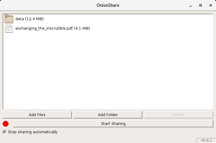 Folder added