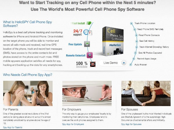 Cell-phone-spy-software