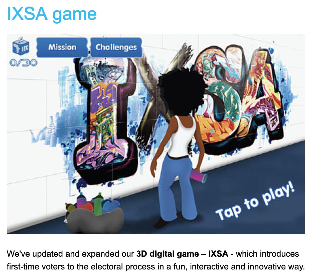 ixsa-game