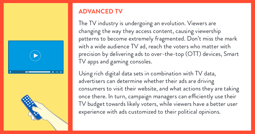Addressable TV: Your Viewing Habits as Political Assets - Our Data