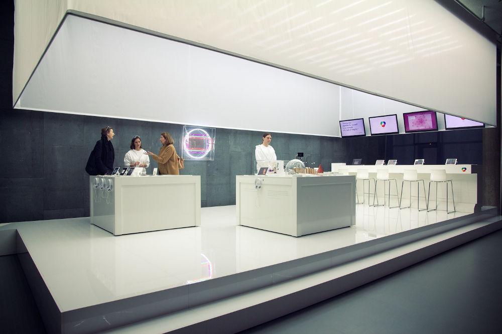 The Glass Room in Berlin